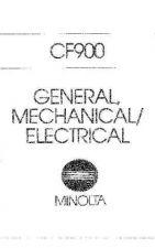 Buy Minolta GENERAL MECHANICAL ELECTRIC Service Schematics by download #137065