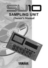 Buy Yamaha SU10E1 Operating Guide by download Mauritron #205337