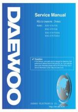 Buy Daewoo G5747570S03 Service Manual by download #160721