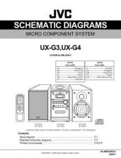 Buy JVC UX-G4UW sch Service Manual by download #156598