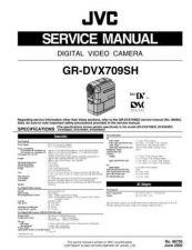 Buy JVC 86705 Service Schematics by download #123152