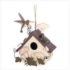 Buy Morning Glory Birdhouse