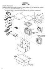 Buy JVC GR-DVM80uparts CDC-1441 by download #155725