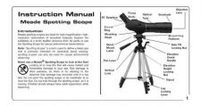 Buy Meade 81011 20 60x60 UsersManual Instruction Manual by download Mauritron #1947