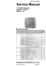 Buy Daewoo 20H4T1 (E) Service Manual by download #154597