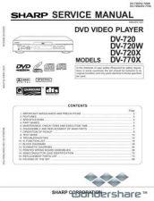 Buy Sharp 62 DV-720W Manual.pdf_page_1 by download #178744
