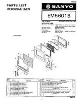 Buy Sanyo EM-S303 Manual by download #174369