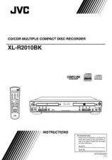 Buy JVC XL-R2010 Service Manual by download #156678