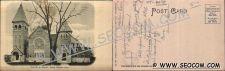 Buy CT Norwalk Postcard First M E Church South Norwalk ct_box4~2278