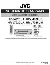 Buy JVC HR-J7020UMSCH TECHNICAL DATA by download #131049