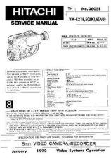 Buy Hitachi VME110E NO 6507E Manual by download Mauritron #184653