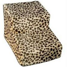 Buy Pet Gear Soft Step II Pet Stairs Removable Cover Jaguar