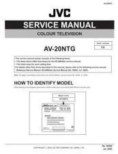 Buy JVC 56099 Service Schematics by download #122582