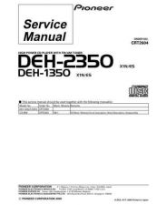 Buy PIONEER C2604 Service Data by download #152712