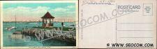 Buy CT New London Postcard The Harbor ct_box4~1897