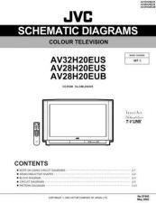Buy JVC 51945SCH Service Schematics by download #122053
