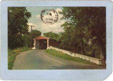 Buy DE Wilmington Covered Bridge Postcard Smith's Bridge World Guide Number co~42