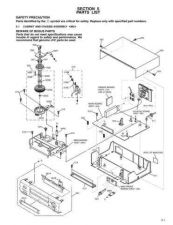 Buy JVC 82817PAR Service Schematics by download #122665