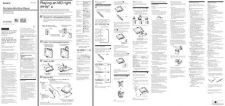 Buy SONY MZB3 MANUAL by download #128928