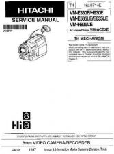 Buy MODEL VME330E Service Information by download #125003
