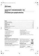 Buy Funai 29D-850 HK4F8ED(SL) 0624 Manual by download #161124