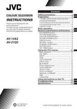 Buy JVC 52029IEN Service Schematics by download #122263