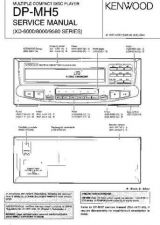 Buy KENWOOD DPMH5 Service Manual by download #151809