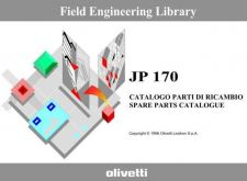 Buy OLIVETTI JP 170 Service Manual by download #138587