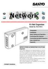 Buy Sanyo PM-8200 Users Guide-040704 Manual by download #175132