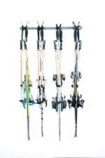 Buy Ski Storage Rack (Holds 4 Pair)