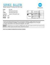 Buy Minolta 1876 Service Schematics by download #137422
