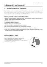 Buy Samsung ML15ASASS EDCPL044E06 Manual by download #164550