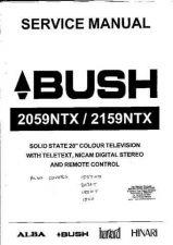 Buy BUSH BUSH 2059NTX 2159NTX Manual by download #182013