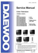 Buy Daewoo DTQ20Q1FS SERVICE MANUAL Manual by download Mauritron #184058