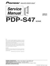 Buy PIONEER A3301 Service Data by download #152480