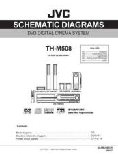 Buy JVC TH-M508UM sch Service Manual by download #156564