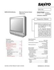 Buy Sanyo DS27930(Notice) Manual by download #174066