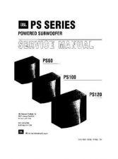 Buy INFINITY PS120 SM Service Manual by download #151350