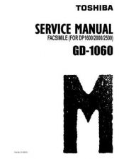 Buy Toshiba GD1060 SERV Service Manual by download #139299