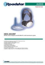 Buy ROADSTAR HED-2933RF by download #128152