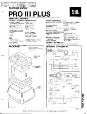Buy INFINITY PRO III PLUS TS Service Manual by download #151343