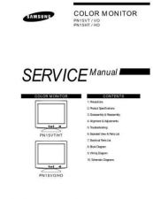 Buy Samsung PN15HT7L EDCNL040E01 Manual by download #165009