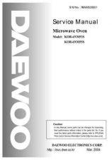Buy Daewoo R6C675S001 Manual by download #168924