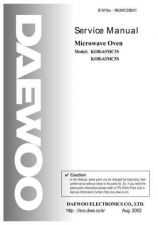 Buy Daewoo R63M13S011 Manual by download #168896