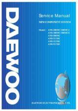 Buy DAEWOO AMI-208MC(J) Manual by download #183539