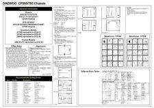 Buy Daewoo CP385 Schematics plus by download #150214