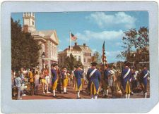 Buy FL Orlando Amusement Park Postcard Walt Disney World Liberty Square Fife &~310