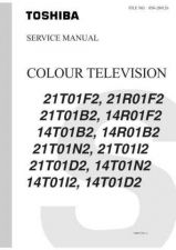 Buy Toshiba 21S23E2 Manual by download #170254