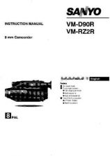Buy Sanyo VM-8P Operating Guide by download #169647