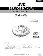 Buy Xl-Pm30sl Part Service Schematics by download #132246